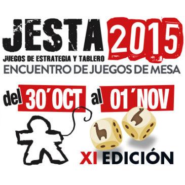 Nuestro paso por JESTA 2015