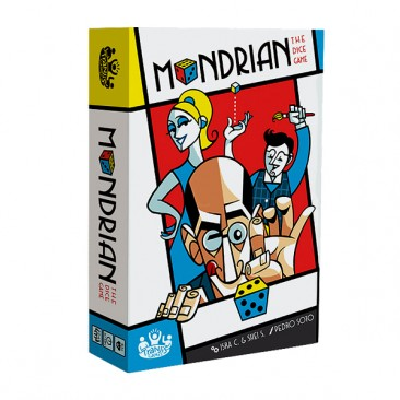 Mondrian: The Dice Game