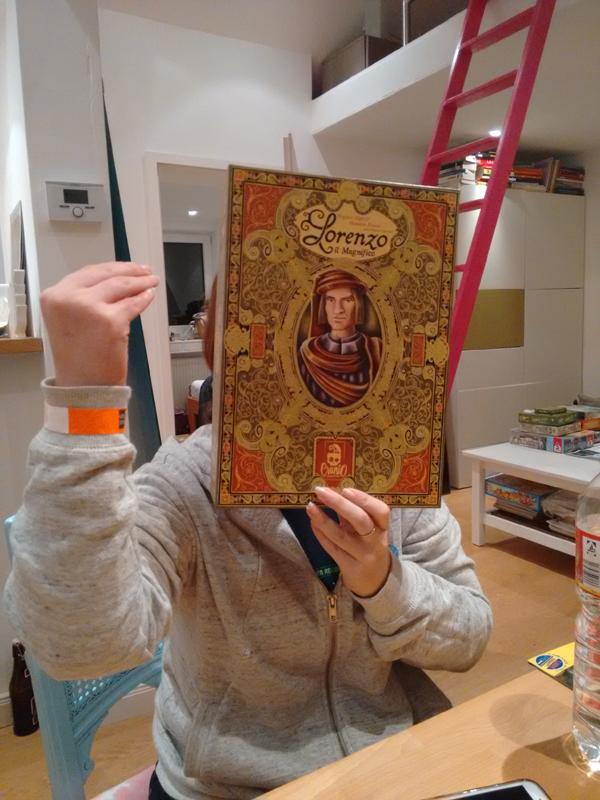 Lorenza la Magnífica