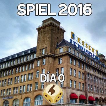 Spiel16 – Día 0