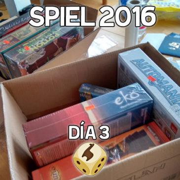 Spiel16 – Día 3