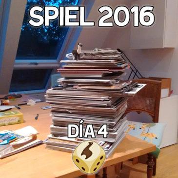 Spiel16 – Día 4