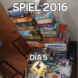 Spiel16 – Día 5 y fin