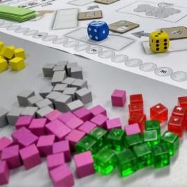 Por qué no deberías diseñar un juego de mesa