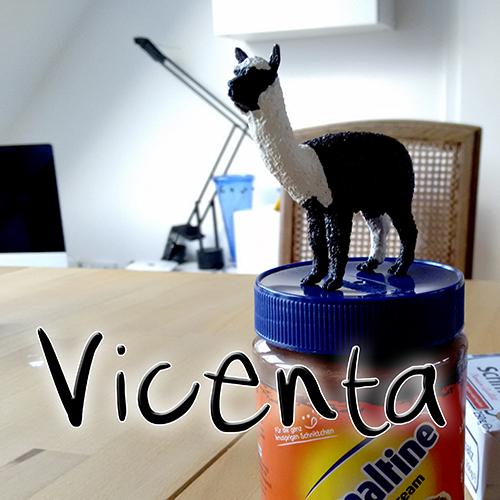Vicenta @ SPIEL16