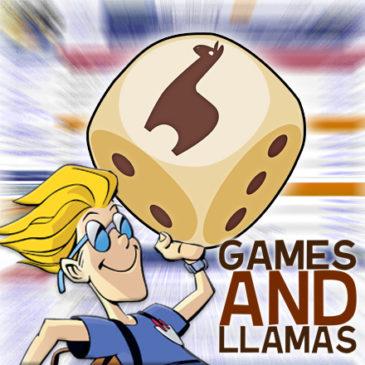 Games & Llamas – Design Diaries #001
