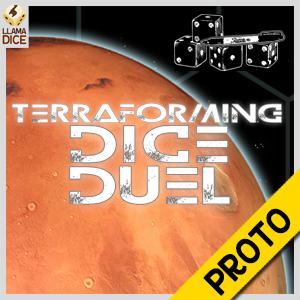 Terraforming Dice Duel