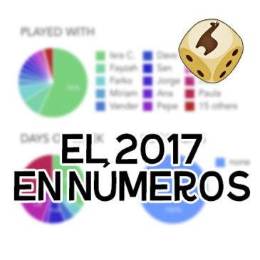 El 2017 en números