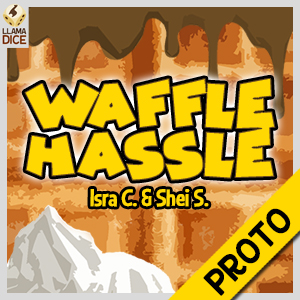 Waffle Hassle disponible para descarga