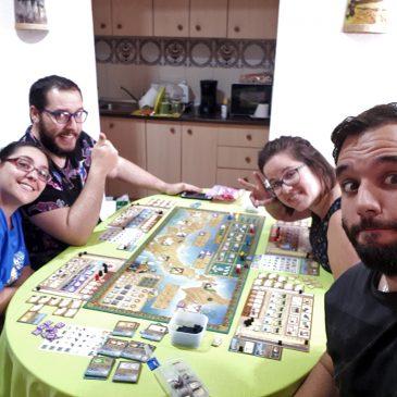 Games & Llamas: Ludicañas 2018