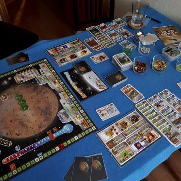 Games & Llamas: Semanas 34