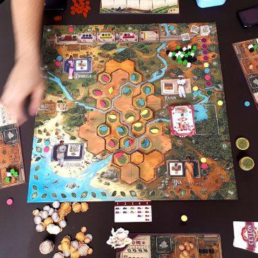 Games & Llamas: Semanas 41