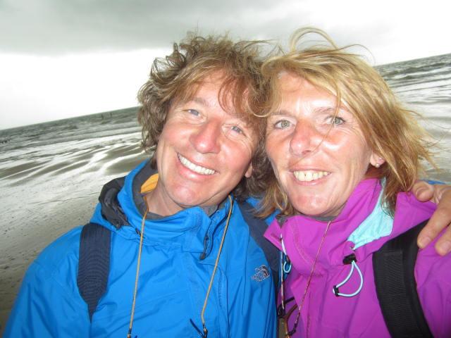 Klaus y Kerstin, un buen equipo